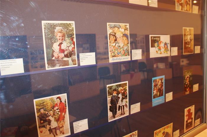 Открытки в собрании музея