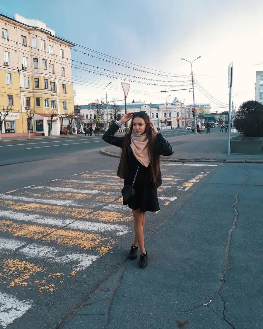 Подборка девушки с улицы