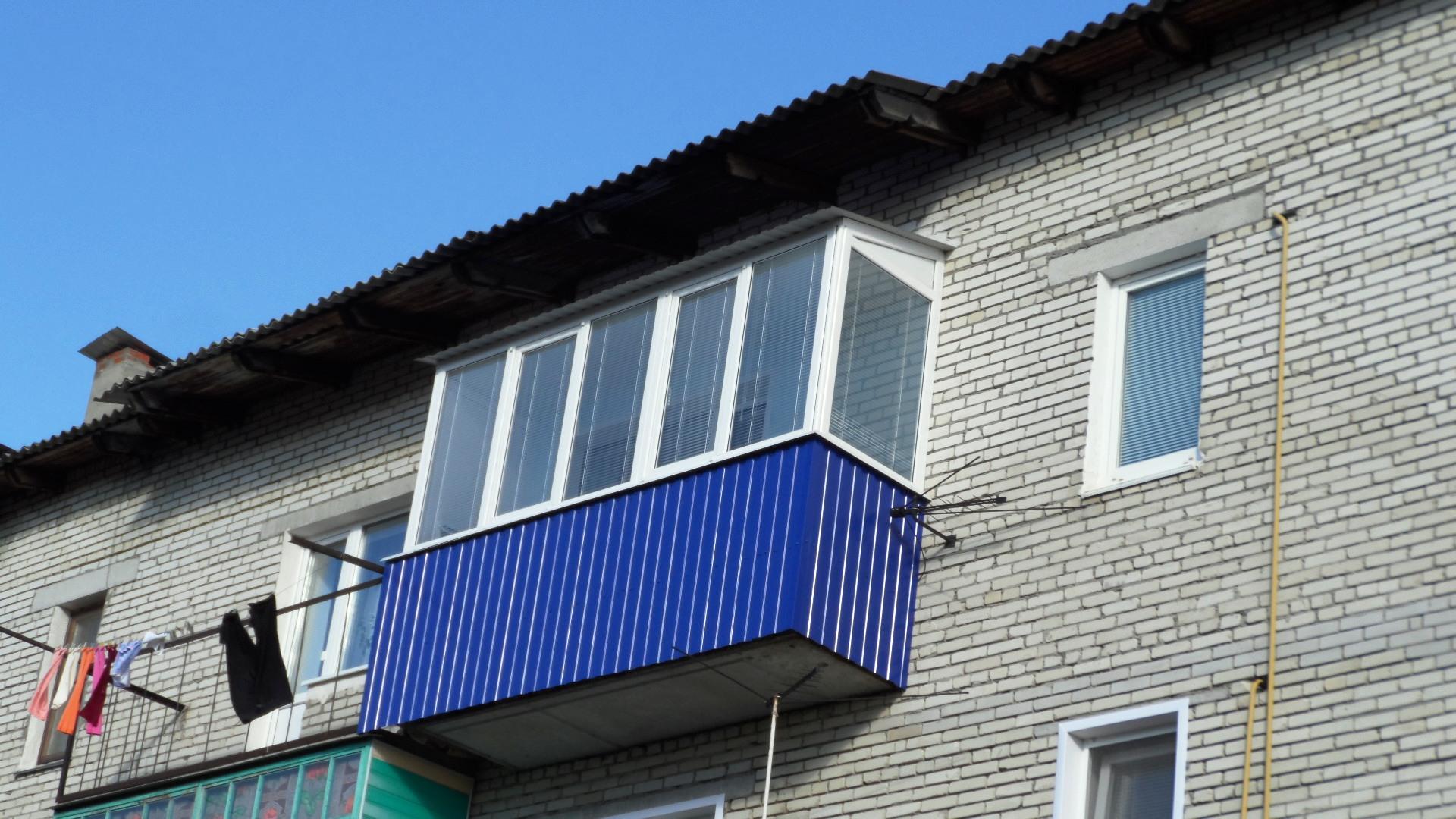 Мы не просто стеклим балкон - мы решаем ваши проблемы! - окн.