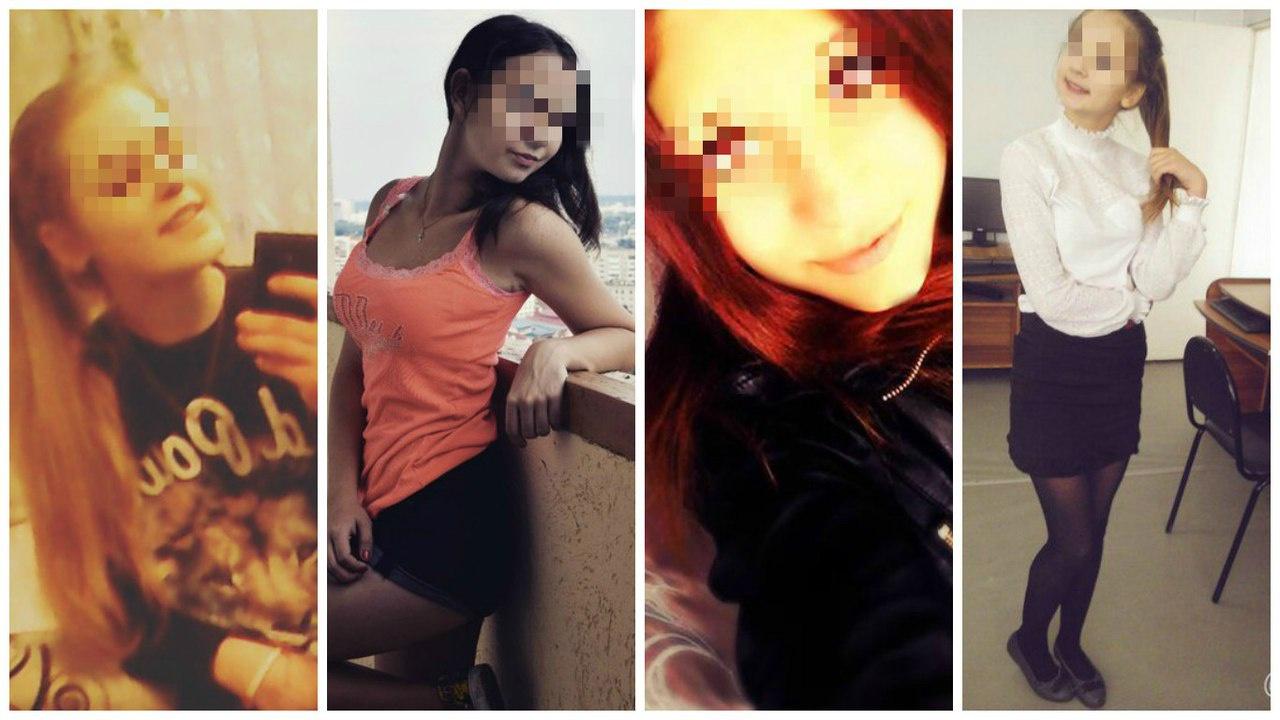 фото юные девочки пензы