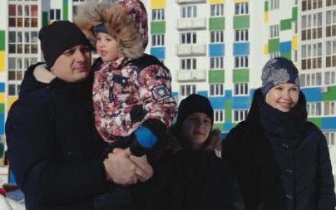 В Городе Спутнике созданы все условия для комфортной семейной жизни