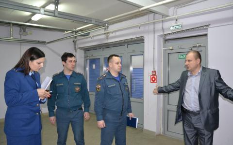 Как проходят проверки ТЦ Пензы после трагедии в Кемерово? Фоторепортаж от PG58