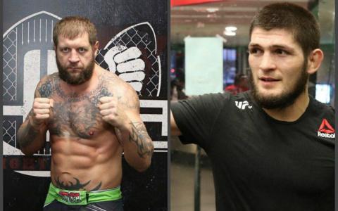 В Пензу приедут Хабиб Нурмагомедов и Александр Емельяненко