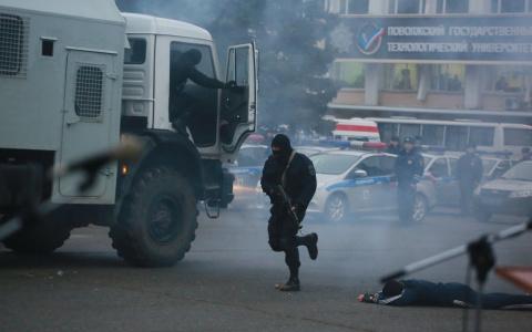 Новости России: боевики пытались захватить прихожан церкви Михаила Архангела в Грозном