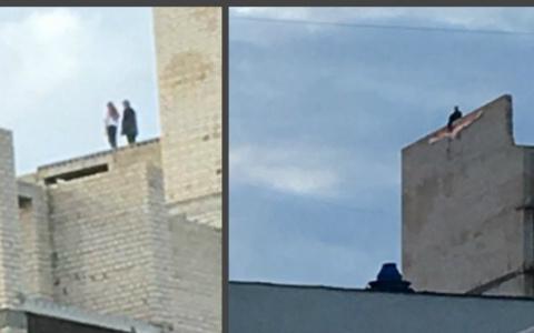 Башня смерти: заброшенная многоэтажка на Окружной манит к себе подростков