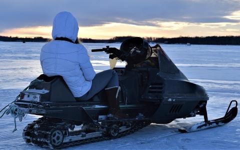 Тот неправ, кто водит снегоход без прав – Новости Пензенского региона
