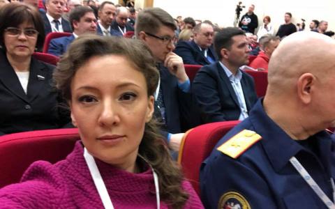 Пензячка-омбудсмен Анна Кузнецова рассказала каким должен быть отец