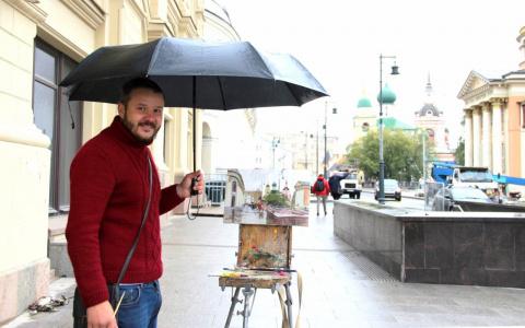Художник из Пензы рассказал о самых романтических местах города