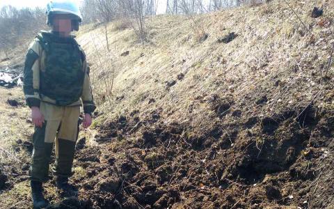 В Пензенской области мужчина нашел опасные боеприпасы