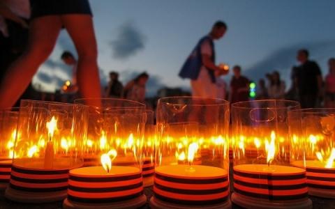 Пензенцев приглашают зажечь свечу памяти