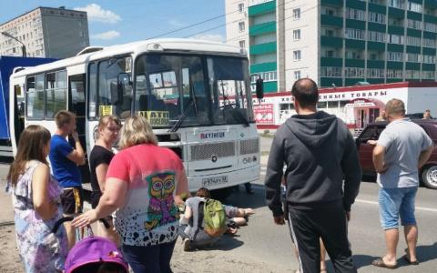 В Пензенской области возле пешеходного перехода сбили мужчину