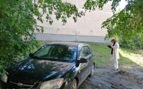 """""""И до вас доберутся"""": в Пензе начали наказывать за наглую парковку"""
