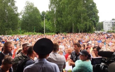 """""""А что было до конфликта?"""": Жителей просят рассказать о беспределе в Чемодановке"""