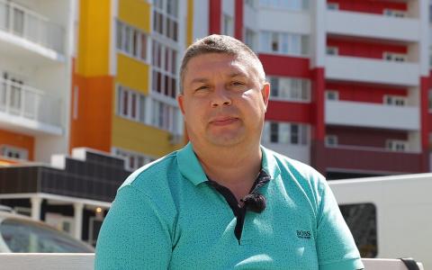 Алексей Даньшин: влюбился в шикарный вид Спутника