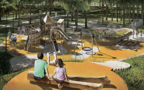 Мыльные пузыри, шарики, конкурсы: в Пензе откроют один из старейших парков