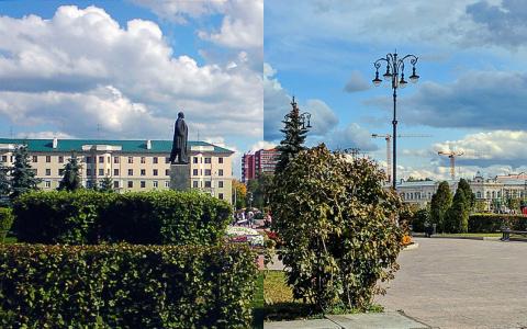 Время замерло: пензенский фотограф сравнил город сегодня и каким он был десять лет назад