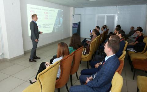 Безопасность прежде всего: «Ростелеком» презентовал деловому сообществу Пензы решения от киберугроз