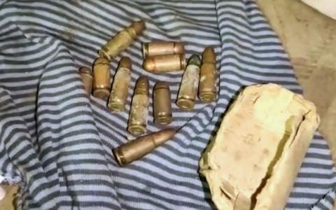 Пензенец нашел в гараже патроны и сигнальные ракеты