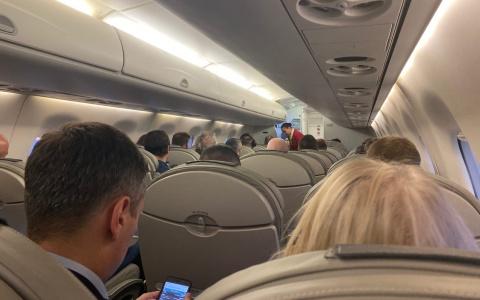 В пензенском аэропорту на два часа задержали самолет на Москву