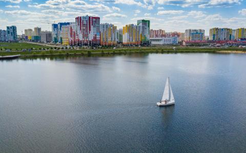 Строители назвали Город Спутник знаковым объектом десятилетия
