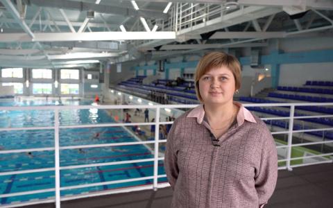 Светлана Царуш: жители Спутника любят ходить в бассейн