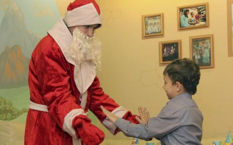 Приемная Деда Мороза будет работать в Пензе