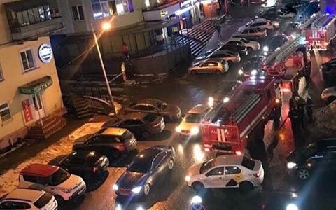 В Пензе произошла срочная эвакуация «Высшей Лиги» – соцсети