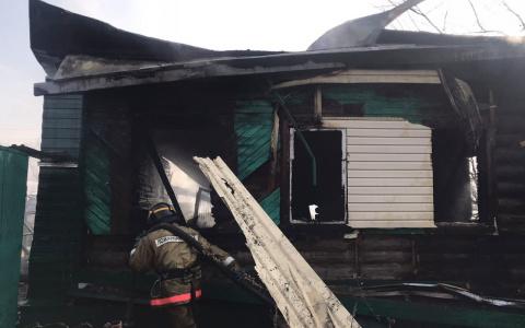 В пензенском МЧС прокомментировали страшный пожар в Бессоновке