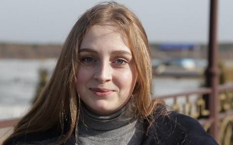 Екатерина Тюина: Спутник заряжает на хорошую учебу