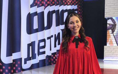 «Я попала к Басте!»: девочка из Заречного выступила на шоу «Голос. Дети»