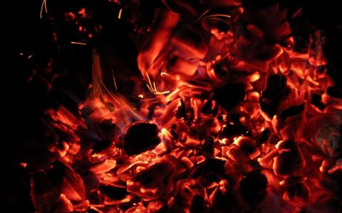 В Пензенской области пожар унёс жизнь пенсионерки