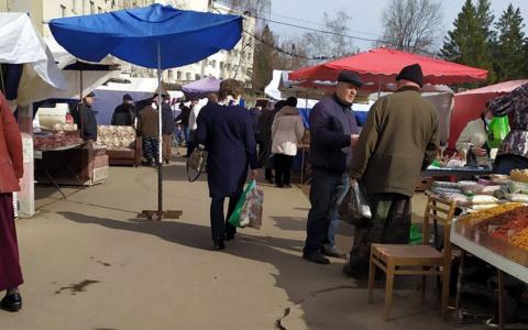 «Их остановит только животный страх»: пензенцы толпами валят на рынок