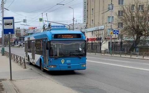 Общественный транспорт в Пензе будут усиленно дезинфицировать