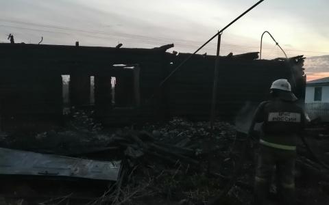 Страшный пожар: в Пензенской области на пепелище нашли тела мужчины и женщины