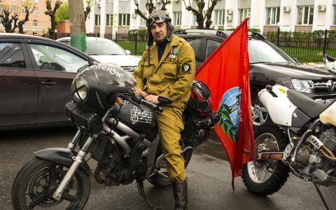В Пензе прошел автопробег, посвященный 75-летию Победы