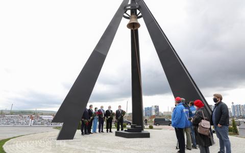 В Пензенской области появился новый памятник