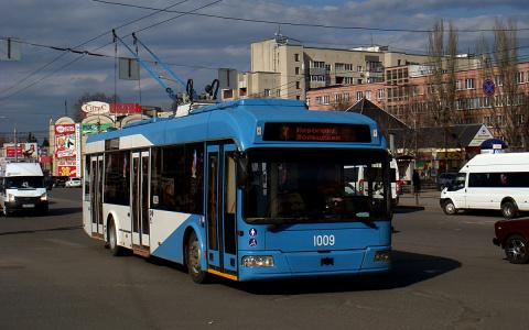 В Пензе общественный транспорт изменил маршрут