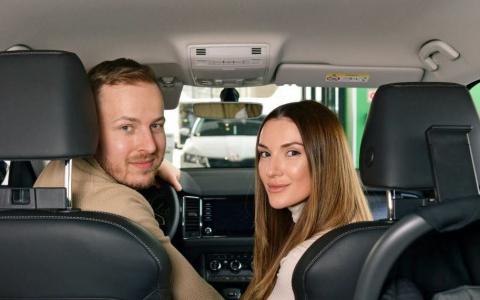 Вся семья в сборе: марка ŠKODA открывает новые возможности для семейного тест-драйва