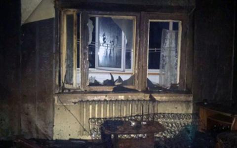 Страшный пожар под Пензой унес жизнь мужчины