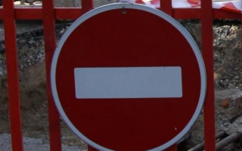 На улице Горького в Пензе ограничат движение транспорта