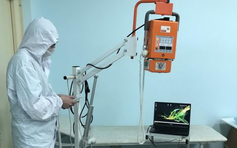 Завезли новое оборудование: пензенские врачи смогут быстрее диагностировать COVID