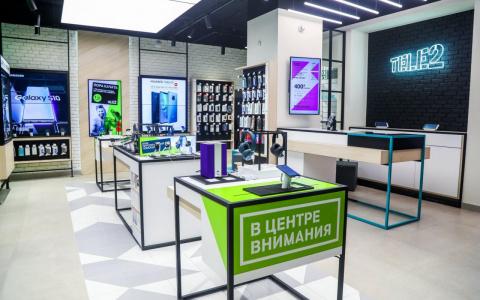 Tele2 запустила в салонах связи оплату услуг «Ростелекома» без комиссии