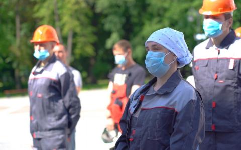 Сотрудники «Термодома» участвуют в областном конкурсе профмастерства