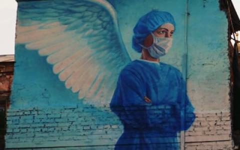 """""""Ангел с крыльями"""": как он возродился в Пензе"""