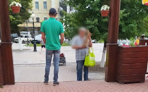 """""""Это издевательство: авторская колонка пензячки о мужчине с кроликами на Московской"""