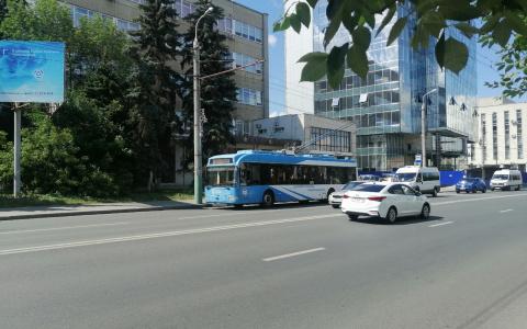 """""""Помним, любим, скорбим"""": пензенцы вышли на пикеты в защиту троллейбусов"""