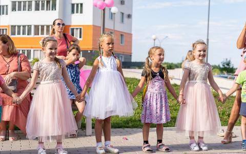 Добрососедство в Спутнике: как день рождения стал большим детским праздником
