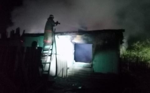 Сгорели двое: ночью в Пензенской области произошел страшный пожар