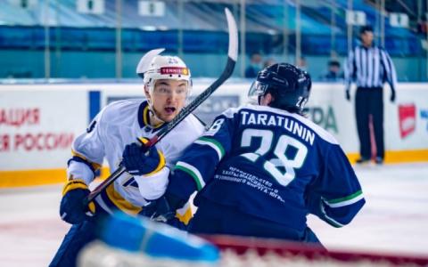Хоккеисты пензенского «Дизеля» побеждают девятый раз подряд