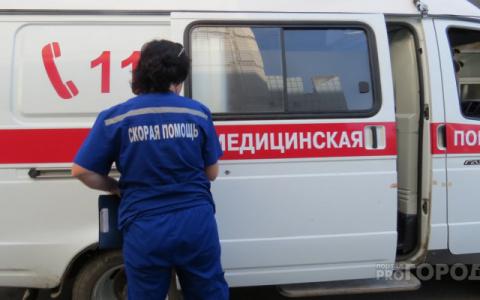 В Пензенской области в ДТП погибли два человека